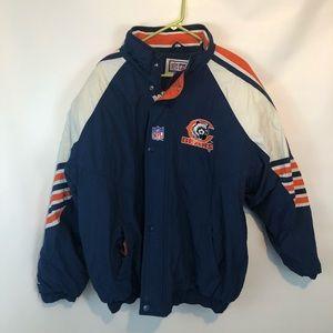 VTG Pro Line Chicago Bears L Coat
